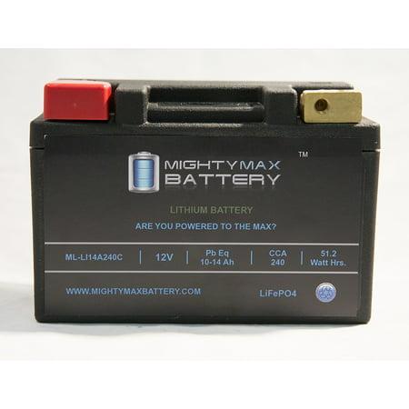 Lifepo4 12V 10 14Ah Battery For Hull Industries Tc30er 2011