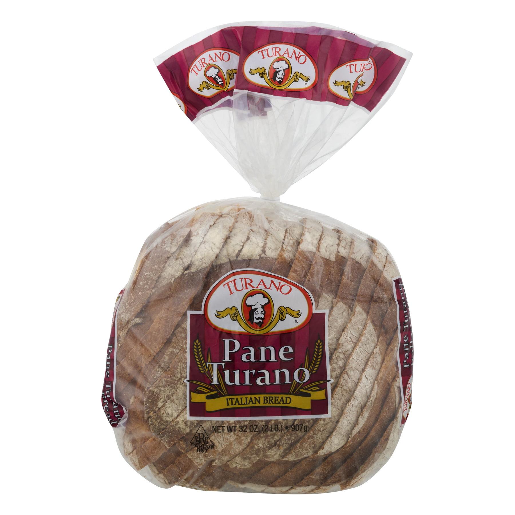Turano Italian Bread Pane Turano, 16 ct
