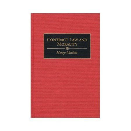 Contract Law and Morality (Express Law Contract Law)