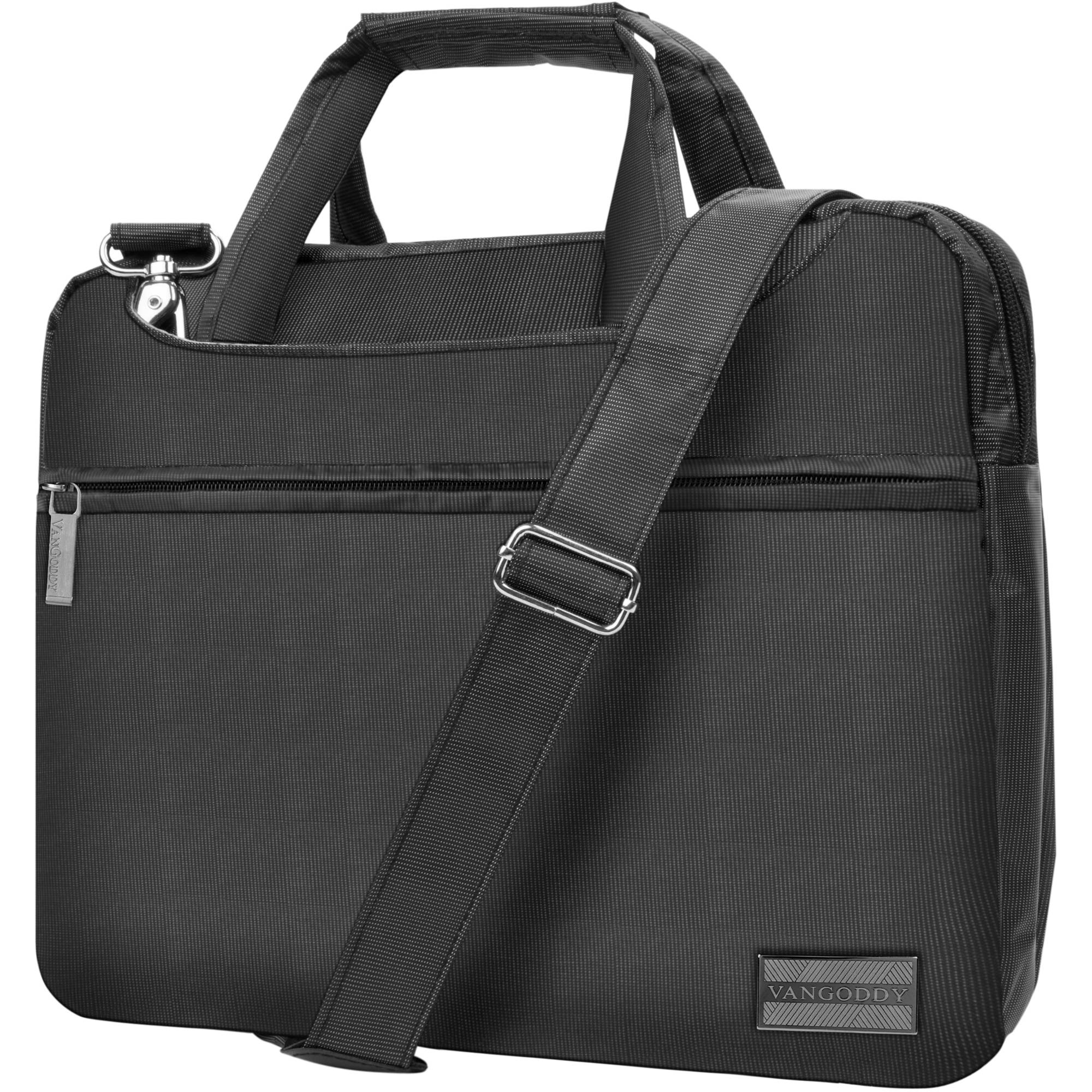 "Vangoddy NineO Shoulder Messenger Laptop Case fits up to 15.6"" Laptops"