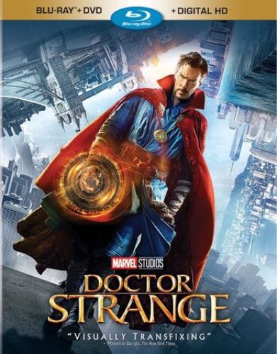Doctor Strange (Blu-ray + DVD + Digital HD) by BUENA VISTA HOME ENTERTAINMENT
