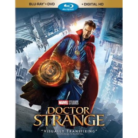 Doctor Strange (Blu-ray + DVD + Digital HD)