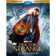 Doctor Strange (Blu-ray + DVD + Digital HD)