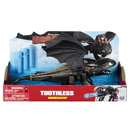 Dreamworks Dragons – Toothless Dragon Blaster with Foam Darts - image 3 de 4