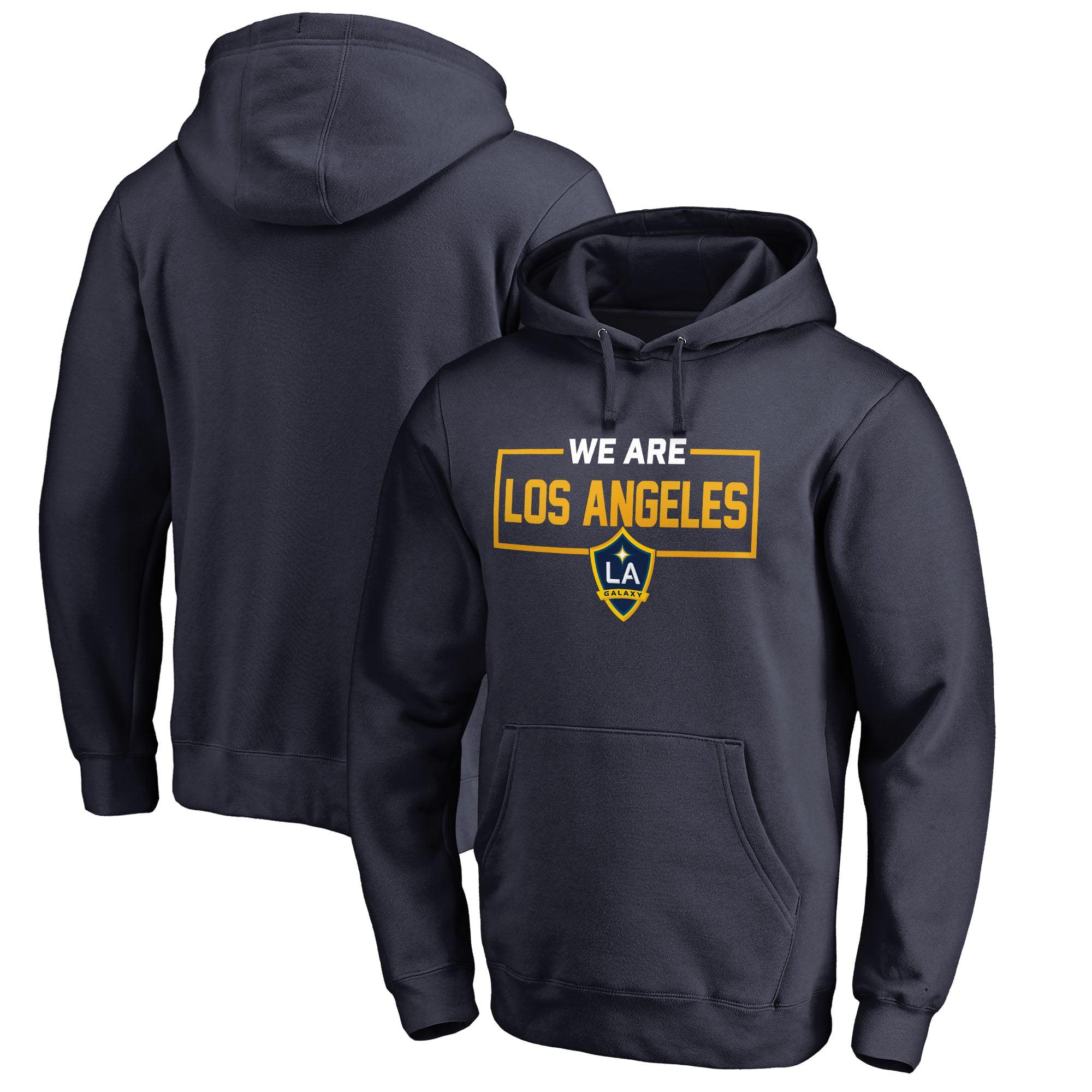 LA Galaxy Fanatics Branded We Are Pullover Hoodie - Navy