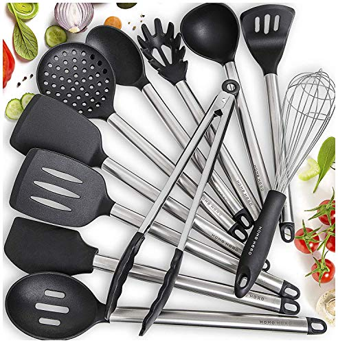Details about  /Wood Handle Cooking Spatula Home Cooking Spatula Restaurants Easy-to-grip
