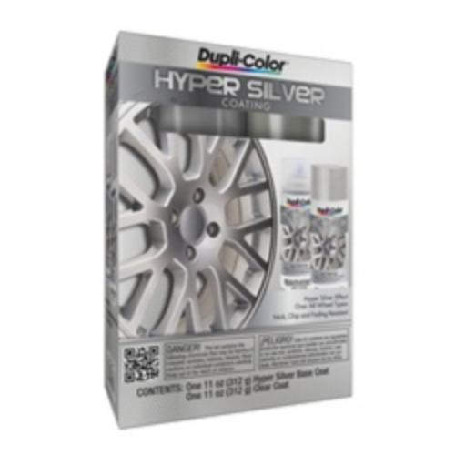 Krylon HSK100 Hyper Silver Wheel Kit