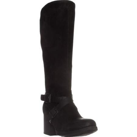 Born Leather Boots - Born Womens Dakota Leather Closed Toe Knee High Fashion Boots