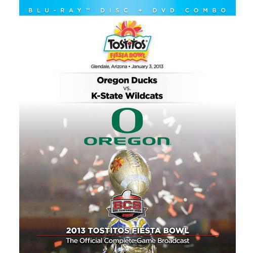 2013 Tostitos Fiesta Bowl - Oregon Vs. Kansas State (Blu-ray + DVD)