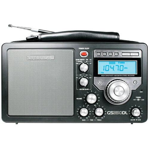 Eton Grundig AM/FM Shortwave Field Radio