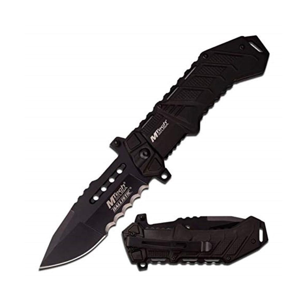 Linerlock A/O Black