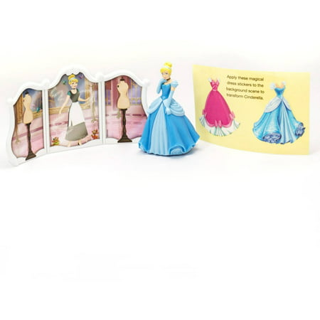 Disney Princess Cinderella Cake Topper