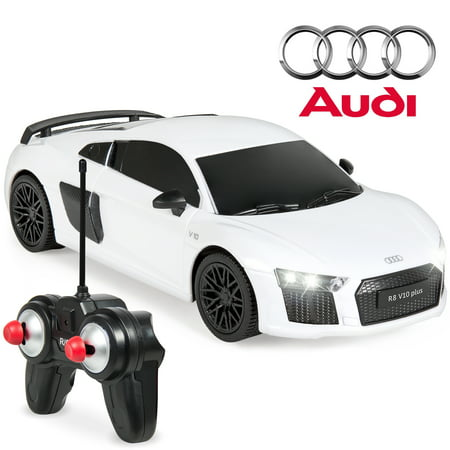 Best Choice Products Scale MHz Officially Licensed Remote - Audi remote control car