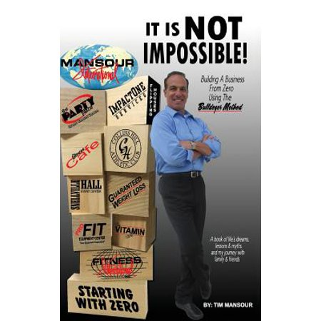 """It Is Not Impossible"" Building a Business from Zero Using the Bulldozer Method"