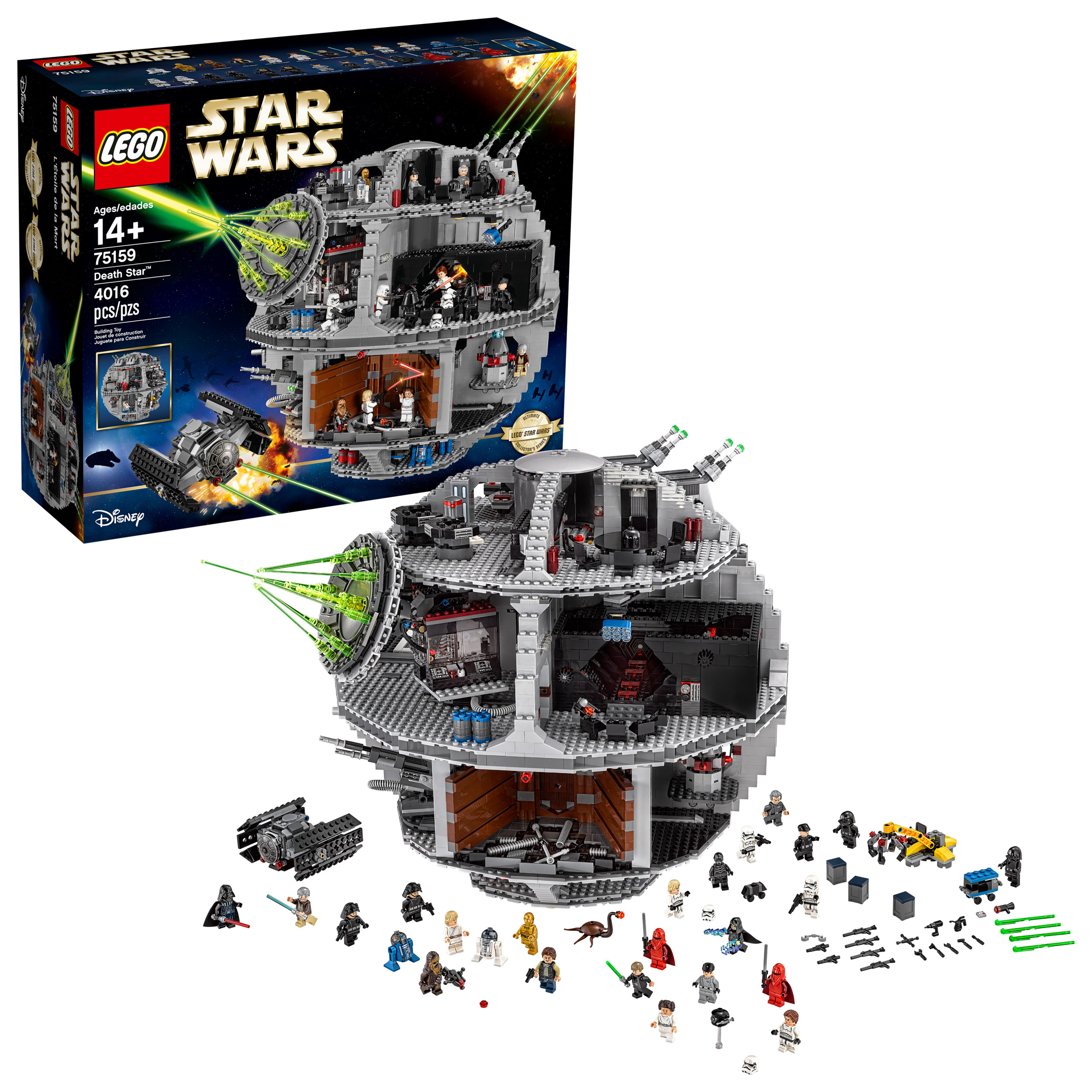 Lego Star Wars TM Death Star 75159 by LEGO System Inc