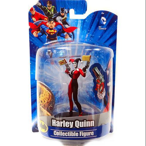 "Batman Harley Quinn 4"" Collectible Figure by"