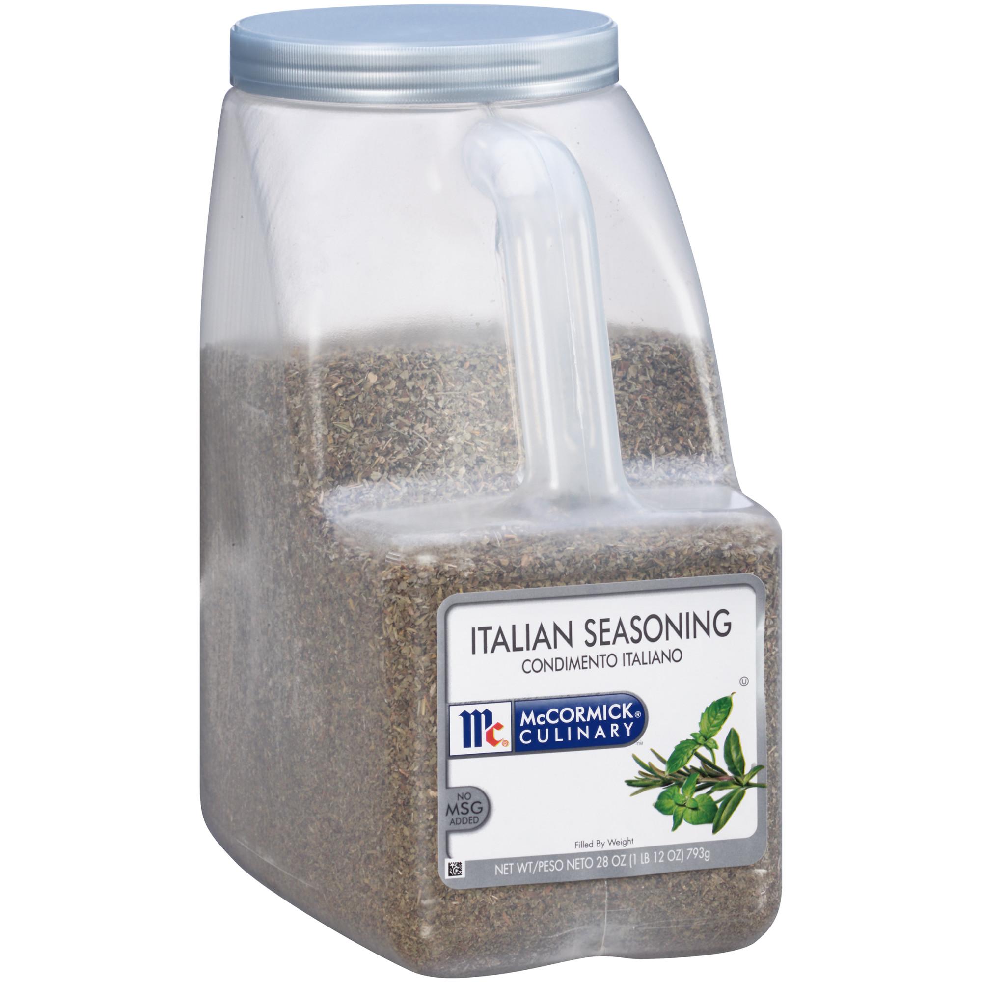 McCormick Culinary Italian Seasoning, 1.75 lbs