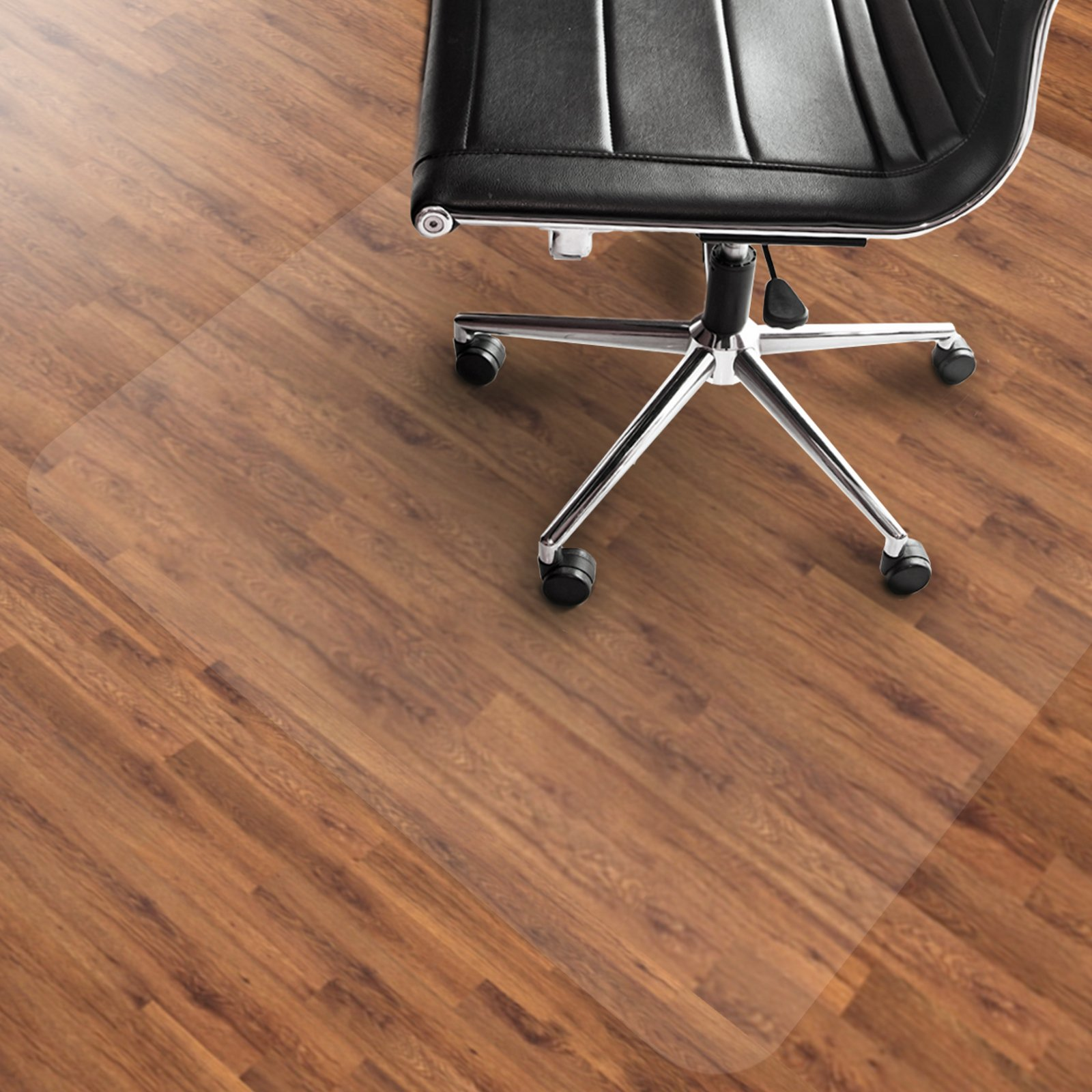 hardwood floor chair mats. Office Marshal PVC Chair Mat For Hard Floors - 36\ Hardwood Floor Mats T