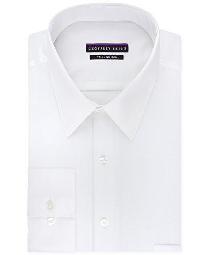 Geoffrey Beene Men's Big and Tall Classic-Fit Dress Shirt...