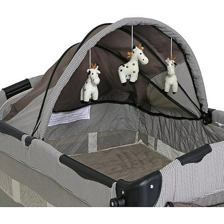 Baby Trend Deluxe II Nursery Center Playard, Havenwood