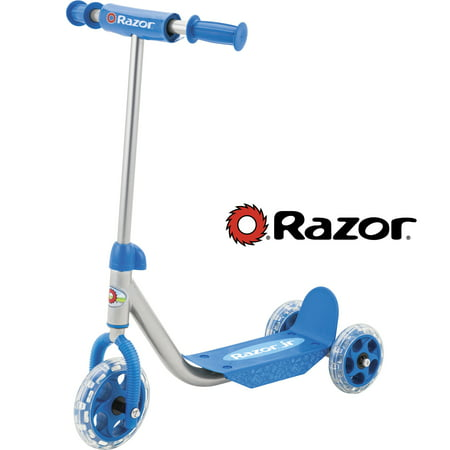 Razor Jr 3-Wheel Lil' Kick Scooter - For Ages 3 and
