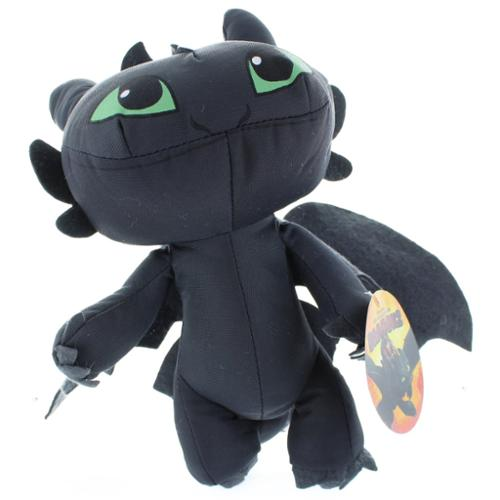 "How To Train Your Dragon 2 8"" Plush Toothless"