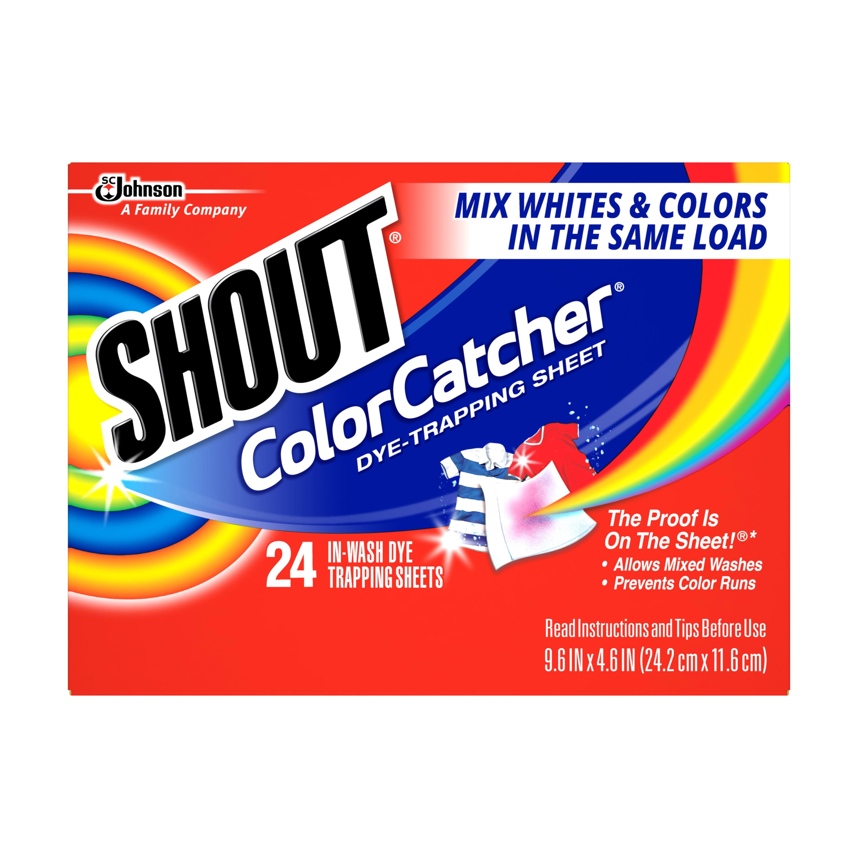 Shout Color Catcher 24 ct - Walmart.com