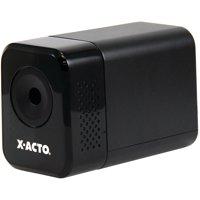 X-Acto Electric Pencil Sharpener, Black