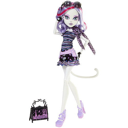 Monster High Scaris Catrine DeMew Doll