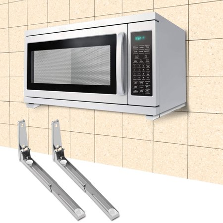 Herwey 2x Kitchen Stainless Steel