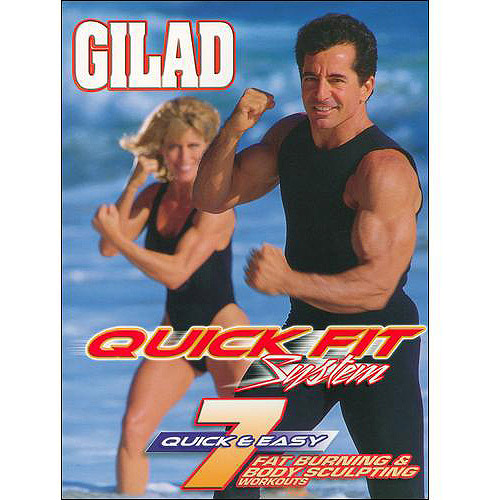 Gilad: Quick Fit System - 7 Fat Burning Body Sculpting Workouts (Full Frame)