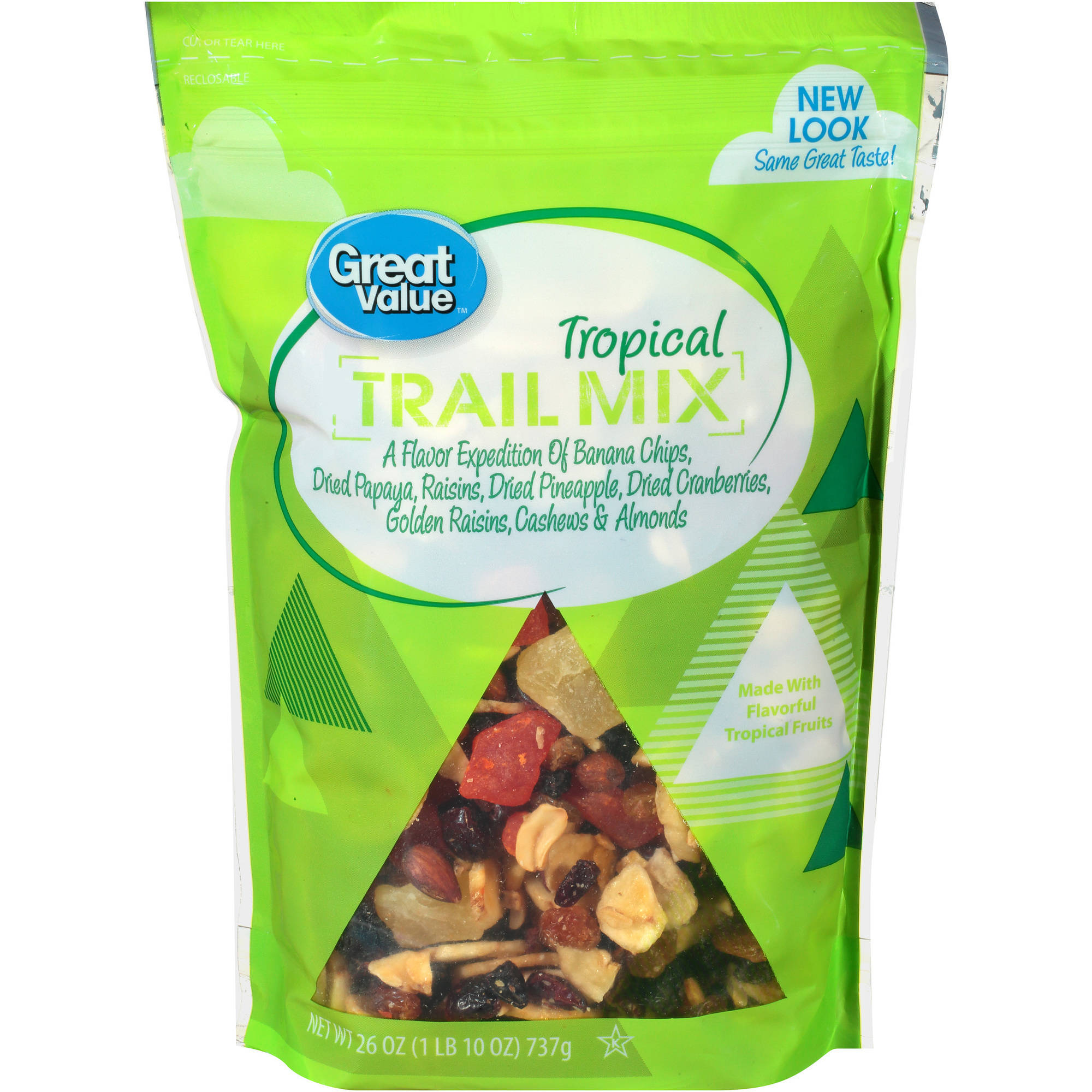 Great Value Tropical Trail Mix, 26 Oz.
