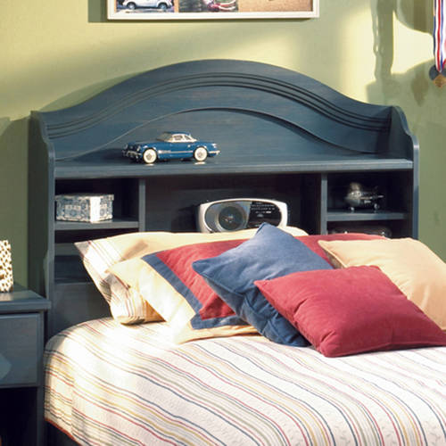 South Shore Summer Breeze Twin Bookcase Headboard, 39'', Multiple Finishes