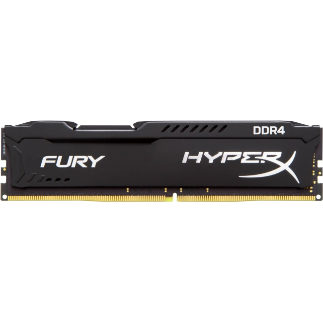 Kingston HyperX Fury 32GB (2x16GB) DDR4 2400 MHz 1.2V Non-ECC DIMM Memory