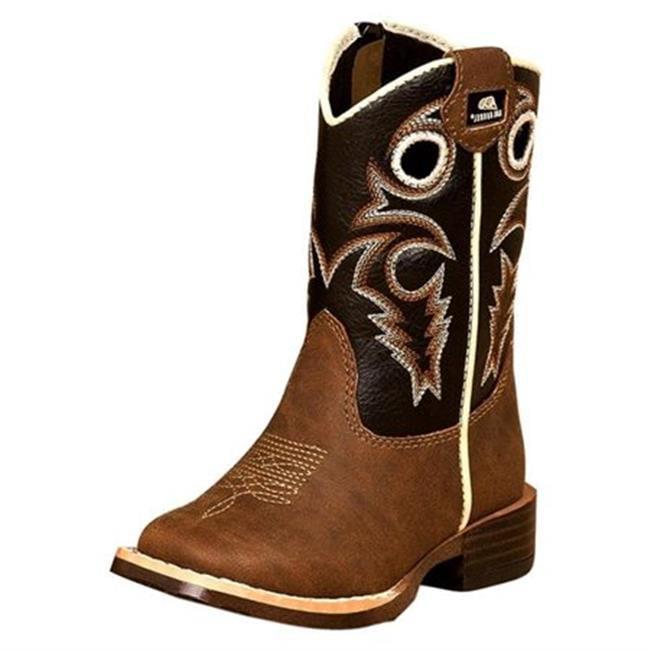 Western Boots Boys Kids\u0026#44; Brown
