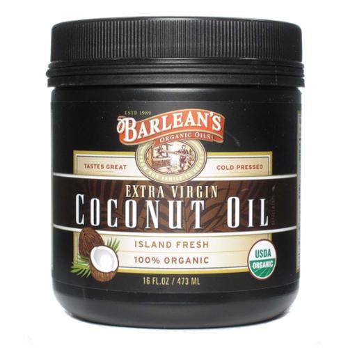 Coconut Oil Barlean's 16 oz Oil