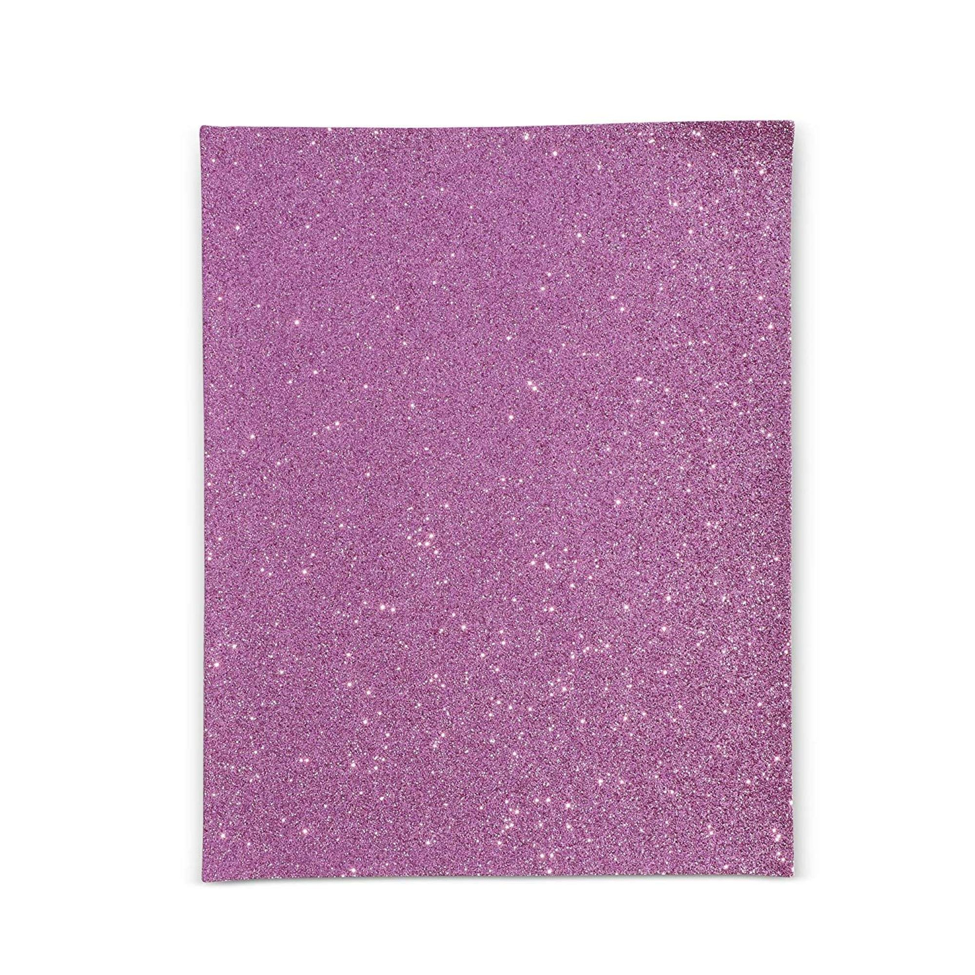 Popping Candy Premium Quality Chunky Glitter Fabric Sheet