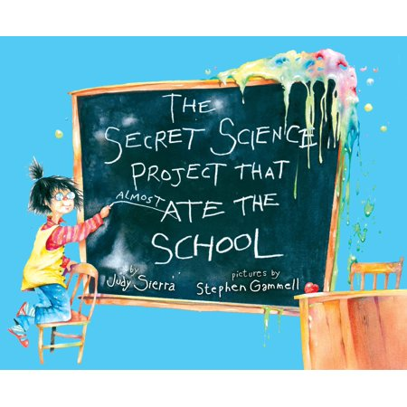 The Secret Science Project That Almost Ate the School](Halloween School Art Projects)