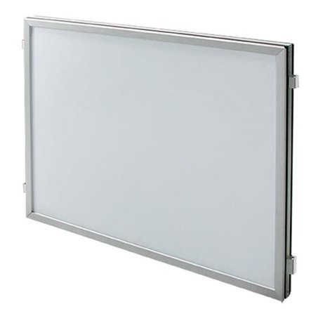 Lavi Industries 50-4612SA Quickclip Double-Sided Poster Frame with ...