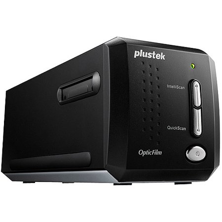 Plustek OpticFilm 8200i Ai Film and Slide Scanner