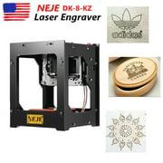 Portabel 1000mW DIY Engraver Laser Printer USB Laser Printer Engraver Cutter Home Min Laser Engraving Carving Machine