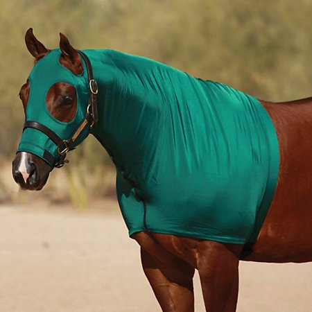 Lycra Hood, Full separating zipper By Sleazy