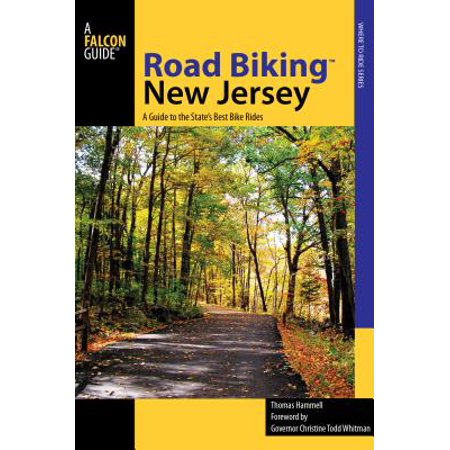 Road Biking(tm) New Jersey : A Guide to the State's Best Bike Rides, First
