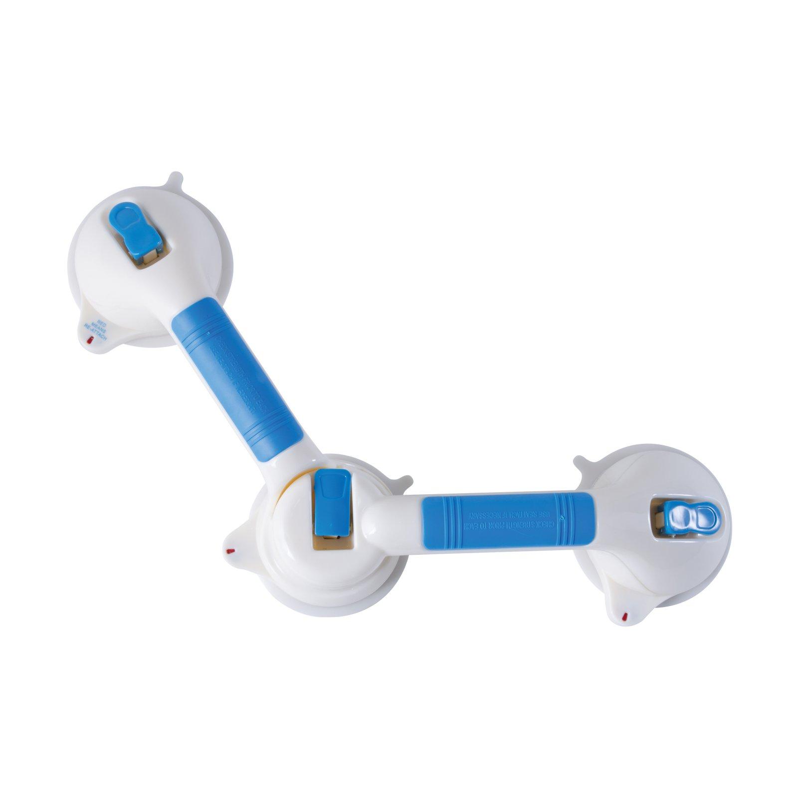 DMI Suction Cup Dual Grip Grab Bar, 24\