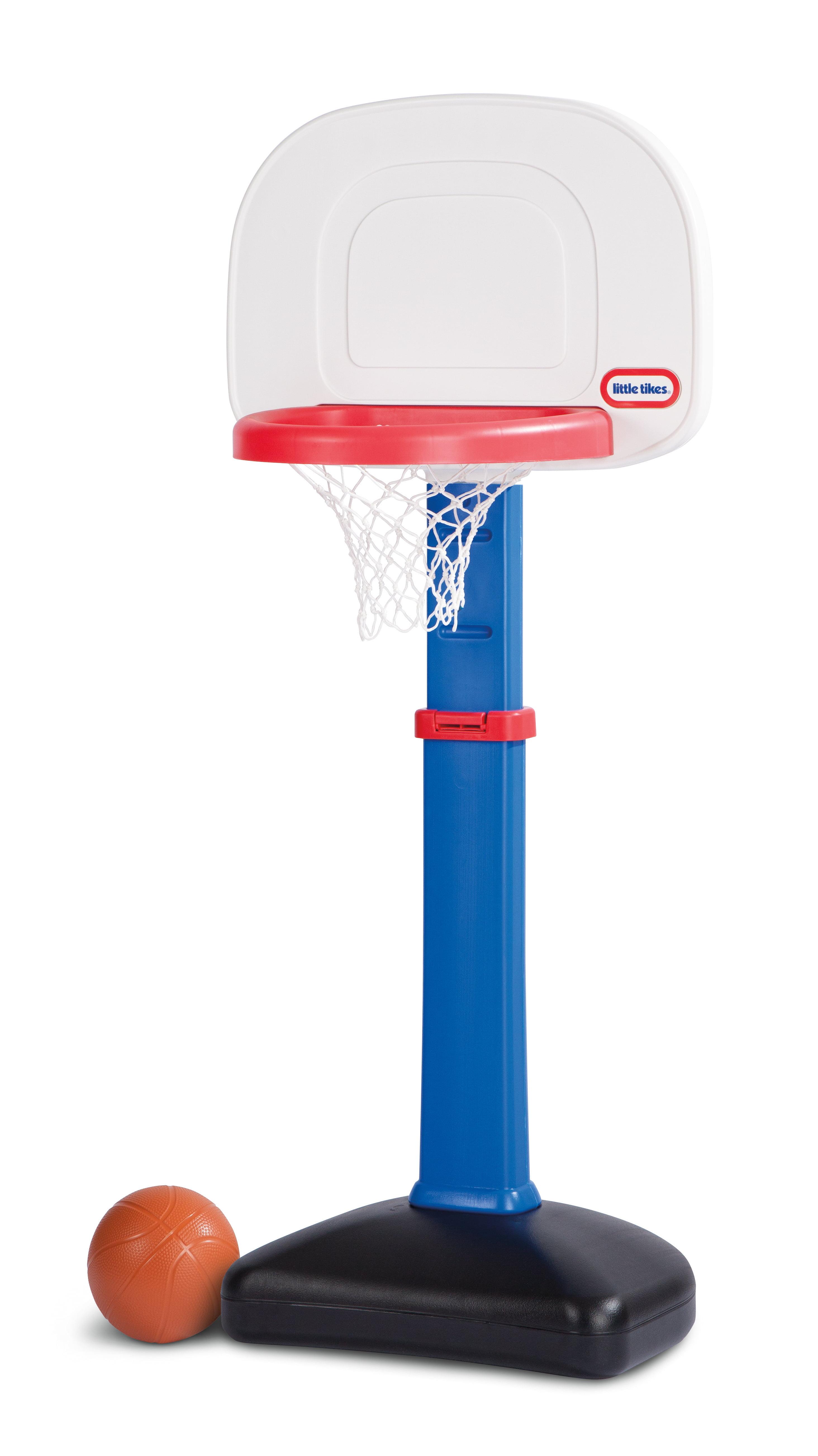 Little Tikes TotSports Easy Score Basketball Set - Walmart.com