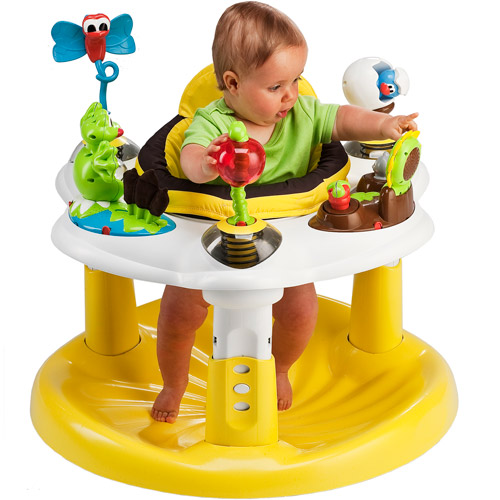 Evenflo - ExerSaucer Bounce and Learn, Bee