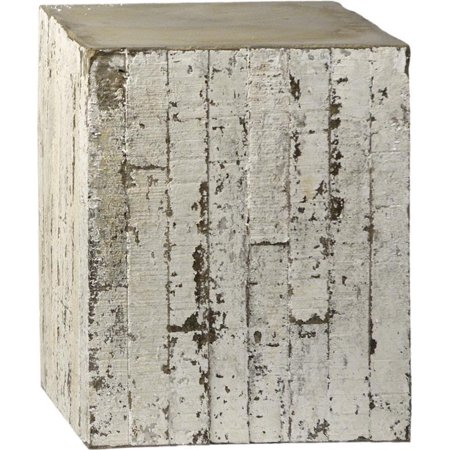 Plant Stand DOVETAIL ESSEX Natural With Wash Light-Weight Concrete Mix N DT-2095 ()