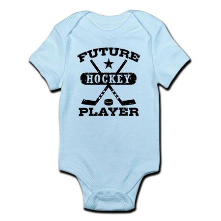 Infant Hockey Jersey (CafePress - Future Hockey Player Infant Bodysuit - Baby Light Bodysuit )