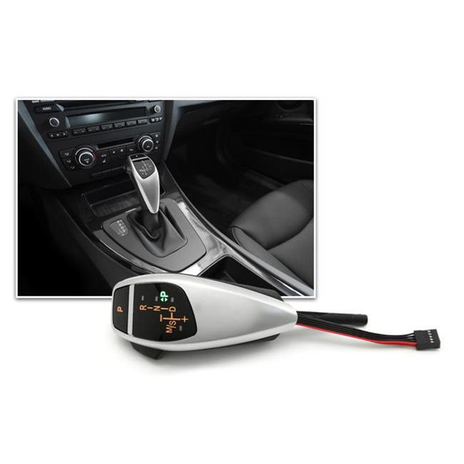 Bimmian USKX5ALLP Updated Look Automatic Shift Knob For BMW E53 X5 - Left Hand Drive Vehicles