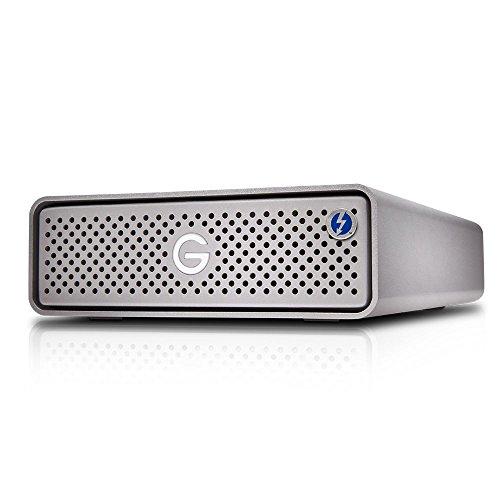 G-Technology G-DRIVE Pro SSD Thunderbolt 3 3.84TB Gray 0G10285